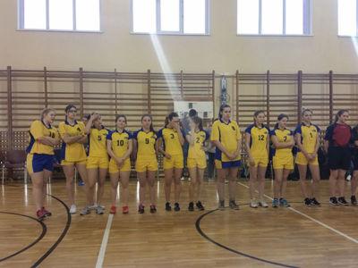 XVIII LICEALIADA Koszykówka Dziewcząt