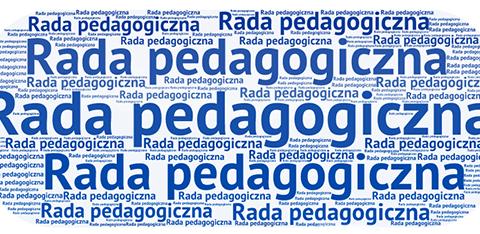 rada pedagogiczna
