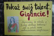 Konkurs – Pokaż swój talent, Gigancie!