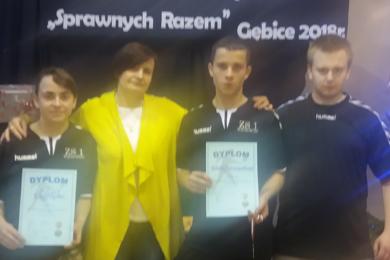 XXIII Mistrzostwach Regionu Nadnotecko – Pilskiego w Tenisie Stołowym