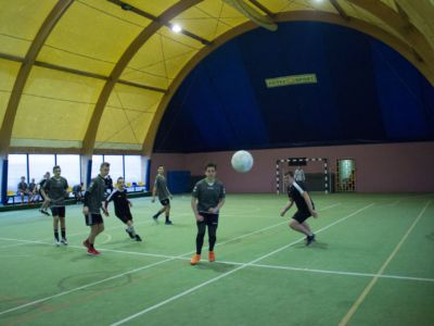 VII Mikołajkowy Turniej piłki nożnej halowej