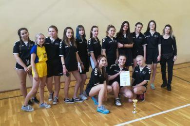 XXI LICEALIADA – Piłka Koszykowa Dziewcząt